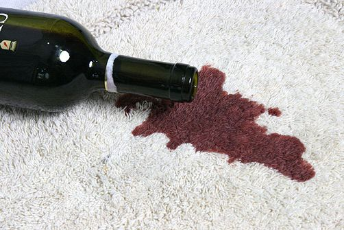 Pollen and Other Tough Carpet Stains-Things to Do before the Carpet Cleaners Take Over