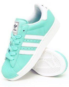yeşil-beyaz-kadın-adidas-spor-ayakkabı