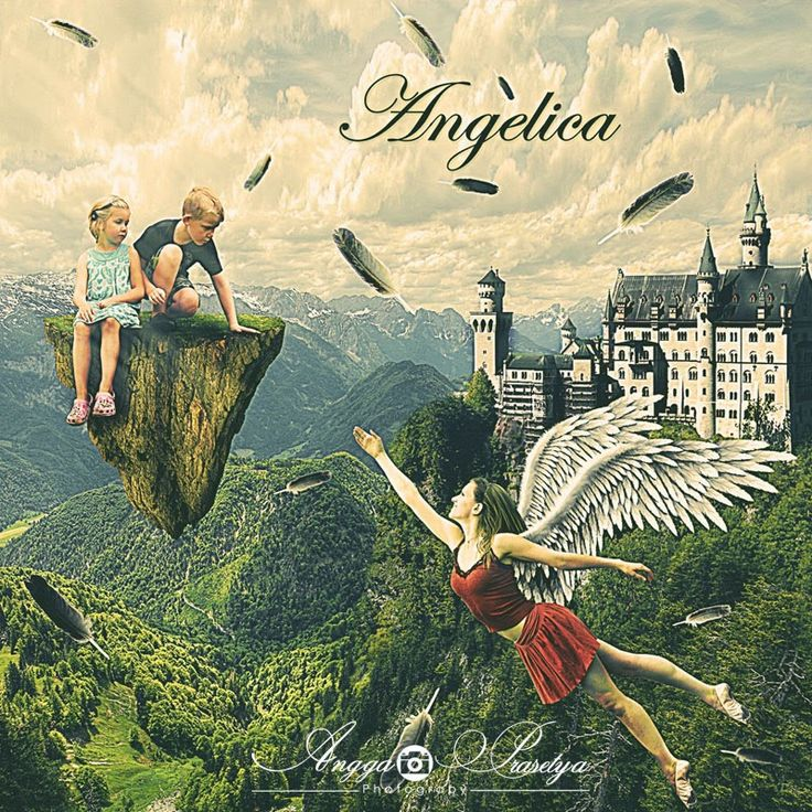 """Angelica"" Angga the Dreamer_Tutorial"
