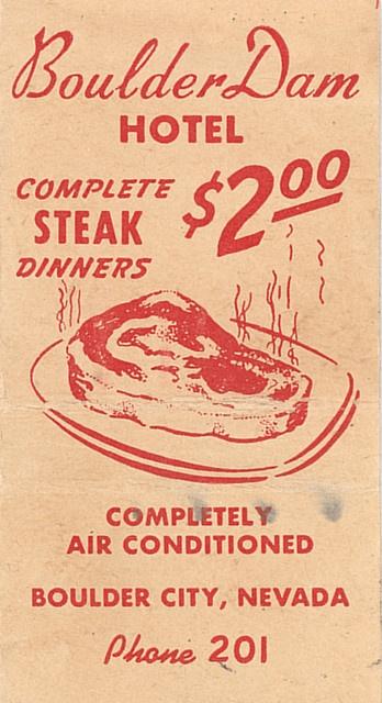 2 dollar steak