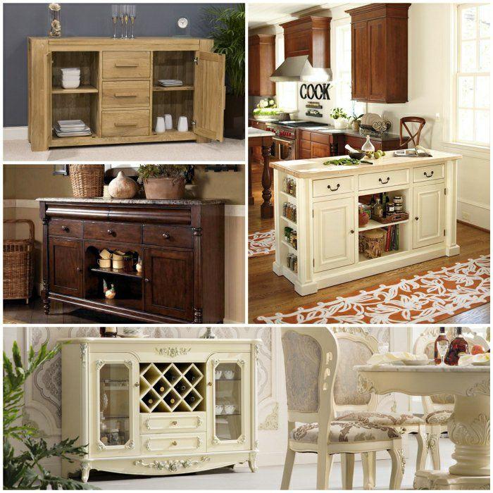 die besten 25 k chenanrichte ideen auf pinterest k chenanrichten esszimmer anrichte und. Black Bedroom Furniture Sets. Home Design Ideas