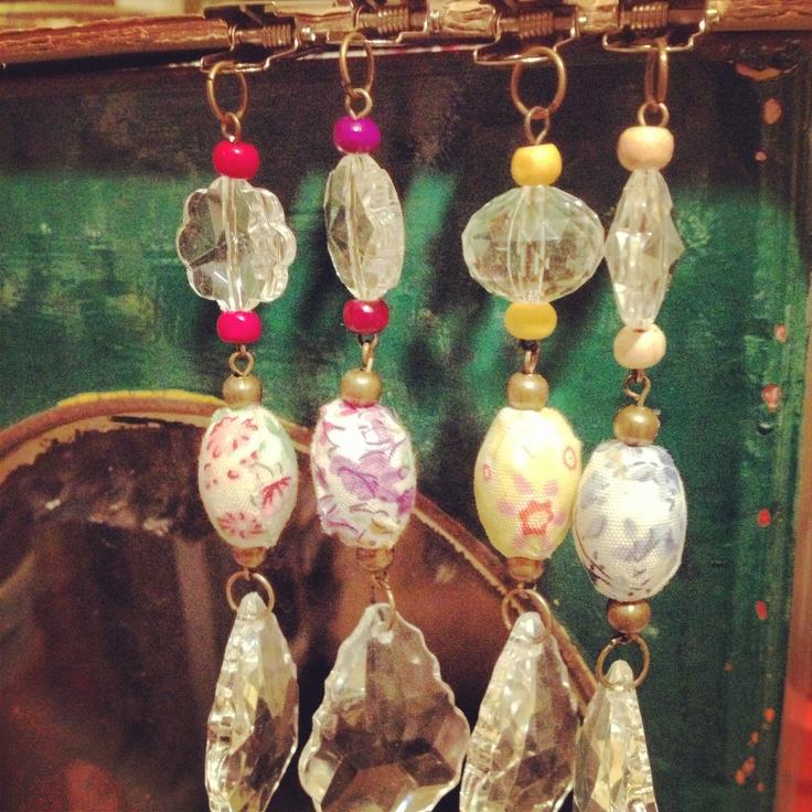 Pesas para manteles - accesories for tablecloth.