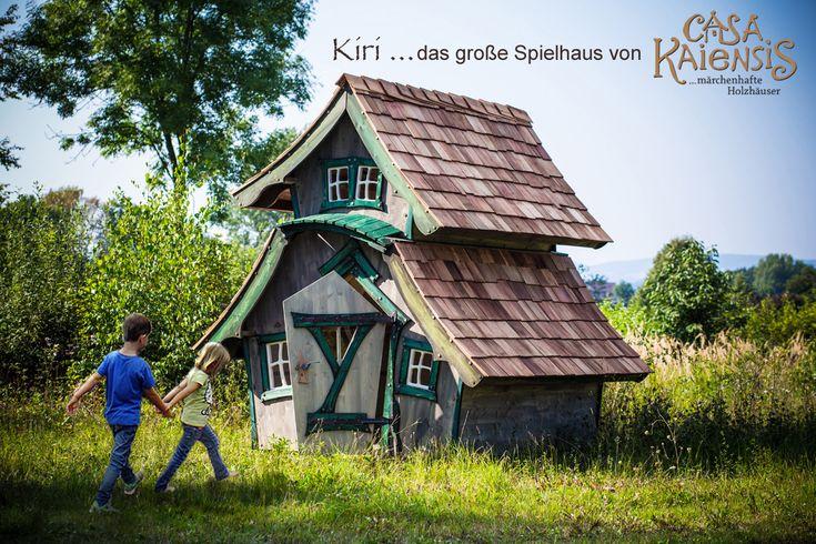 Kiri, das Spielhaus von Casa Kaiensis