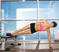 Slim in the Gym: 8 Ways to Use a Weight Bench