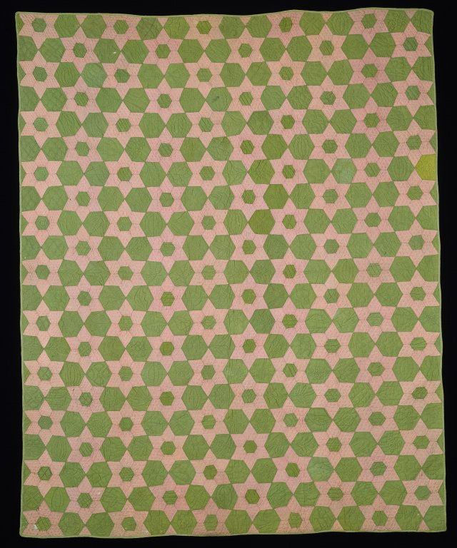 Bedcover (Bride's Quilt) | The Art Institute of Chicago