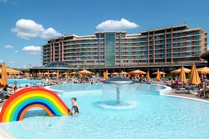Aquaworld Resort ****superior #hotel #panorama #babypool #aquaworld #aquapark #budapest