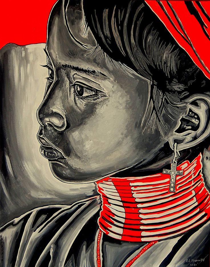 Cambodia by Norbert Szük (Ed Narrow) 2011.
