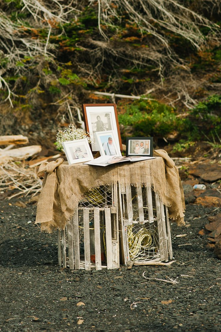 Wooden Lobster Trap Decor