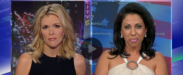 Brigitte Gabriel explains how she was used as a human shield growing up in Lebanon