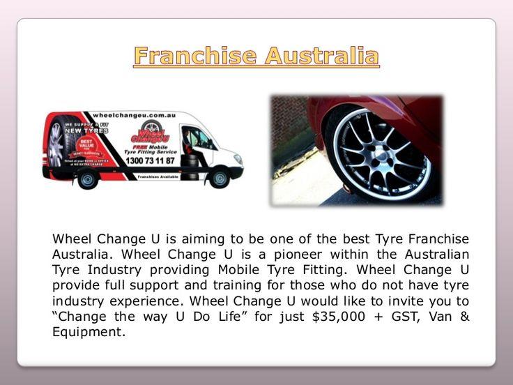 Franchise australia by TyresNewcastle via slideshare
