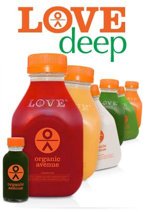 Love Deep Cleanse, CPG, Cleanse
