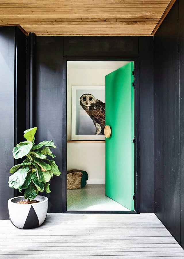 25 best ideas about black exterior doors on pinterest. Black Bedroom Furniture Sets. Home Design Ideas