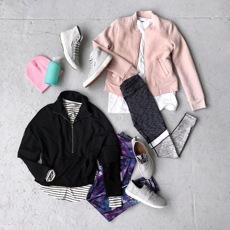 """5,657 Likes, 82 Comments - Stitch Fix (@stitchfix) on Instagram: """"We'll send you athleisure at your leisure, so you can get busy owning your 2018 workout. Tap the…"""""""
