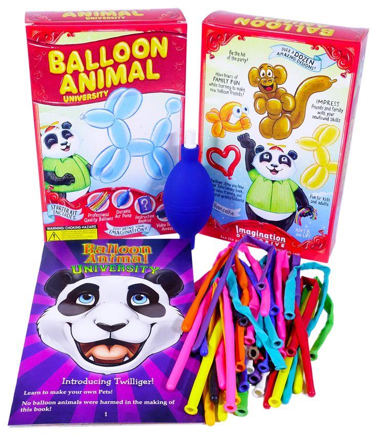 25+ Unique Balloon Animals Ideas On Pinterest