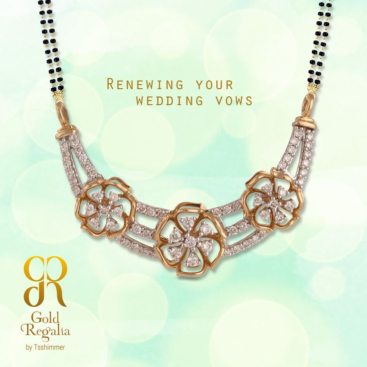 Renewing your #Wedding Vows..! Mangalsutra #Pendants  :www.goldregalia.com  #GoldJewellery #Jewellerycollection #TraditionalJewellery
