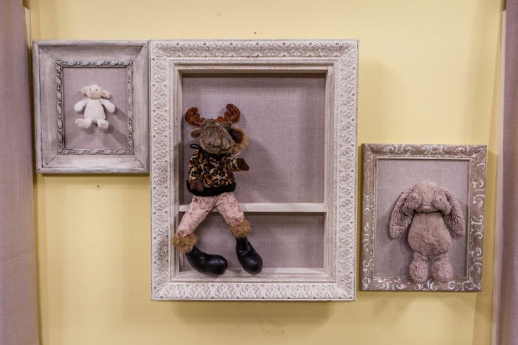 DIY Teddy Bear Frames with Tanya Memme | Home & Family | Hallmark Channel