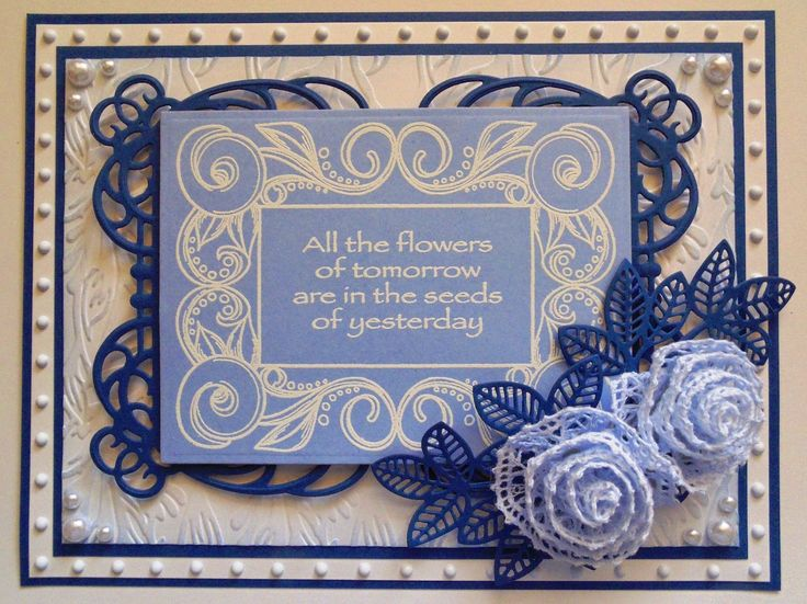 Creative Expressions Papercraft and Scrapbooking Products: Julia Watts will be on Create & Craft tomorrow!