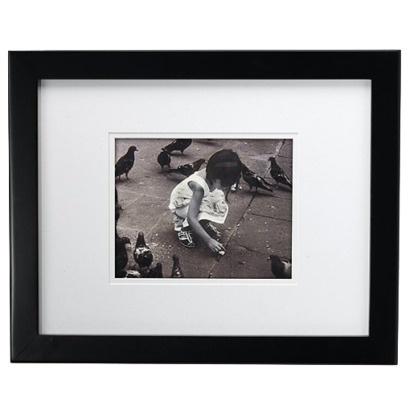 target 8x10 black frame mat 14x18 frame matted to 8x10