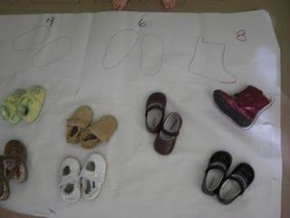 Counting by Twos: I absolutely LOVE LOVE this idea! Especially or bella who s hoe mad. In a few years though maybe!