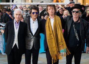 Los Rolling Stones avivan las especulaciones sobre el lanzamiento de su nuevo disco
