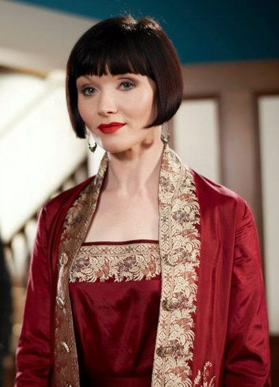 Essie Davis as Phryne Fisher | The Clothes of Miss Phryne Fisher