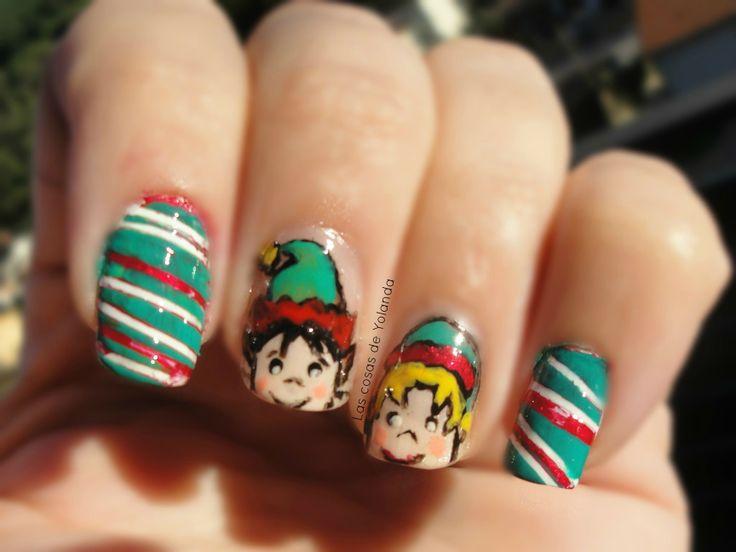 84 mejores imágenes de Nail art en Pinterest | Arte de uñas, Ideas ...