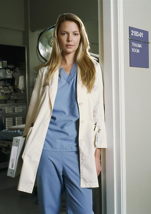 photo 8/28 - Katherine Heigl - Grey'S Anatomy - Saison 1 - © Buena Vista Home Entertainment