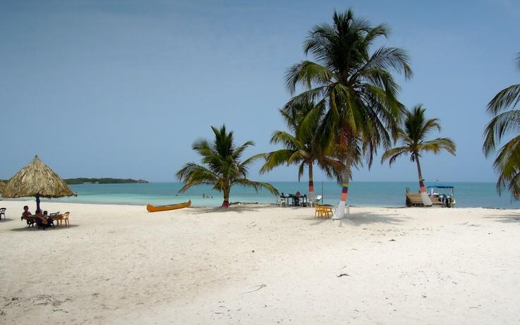 Isla Tintipan - Islas de San Bernardo