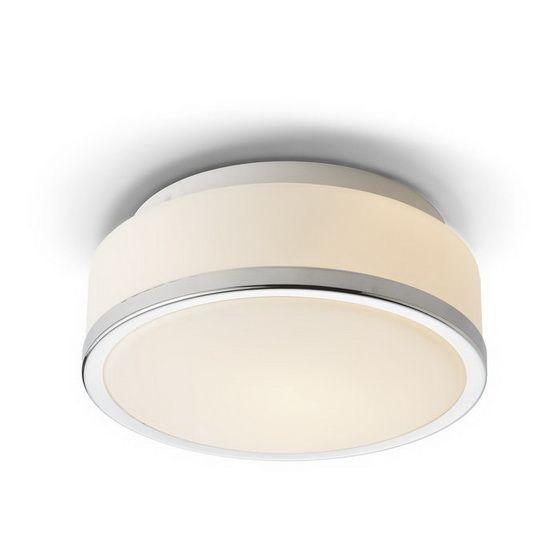 Stropní svítidlo CYRCA 285 chrom 230V E27 2x40W