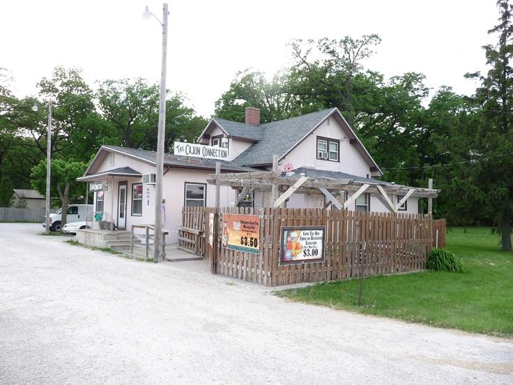 Cajun Restaurant Utica Il
