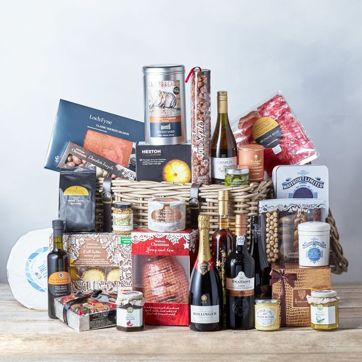 8 best hampers top 10 finds images on pinterest baskets hampers waitrose christmas extravaganza hamper offers waitrose gifts solutioingenieria Image collections