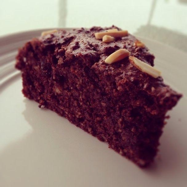 {Thermomix} skinnymixer's Paleo Chocolate Christmas Cake