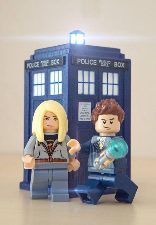 Лего доктор кто картинки