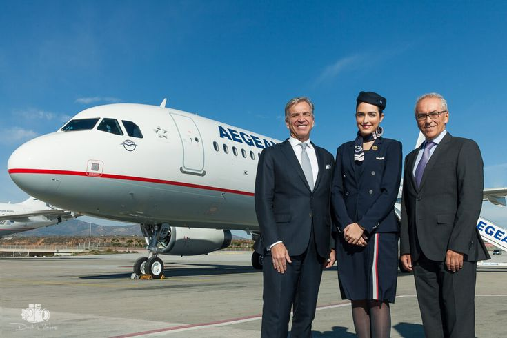 Aegean Airlines & Starwood Hotels by Dimitris Vlaikos