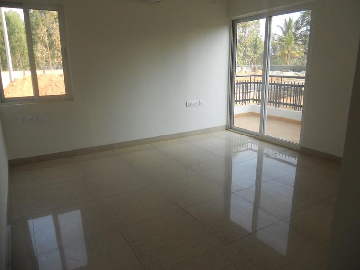 BREN Trillium - G + 5 suite of 2 / 3 BHK Apartments near Electronic City Phase II, Master Bed Room - Near Naganathapura, near Mico Boasch, Azim Premji University