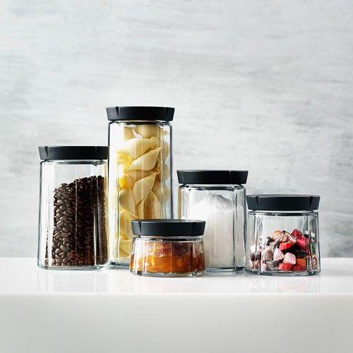 Grand Cru Storage Jars