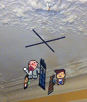 mobile Doctor Who DIY