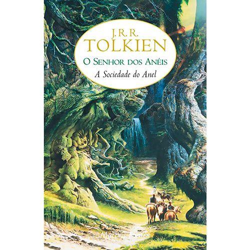 Livro - O Senhor dos Anéis: A Sociedade do Anel - Vol. 1