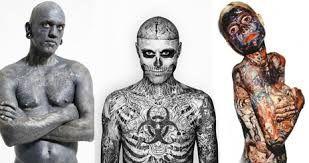 """Képtalálat a következőre: """"tetovált nők"""""""
