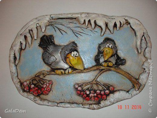 Картина панно рисунок Лепка Авторские работы и не только II Тесто соленое фото 7