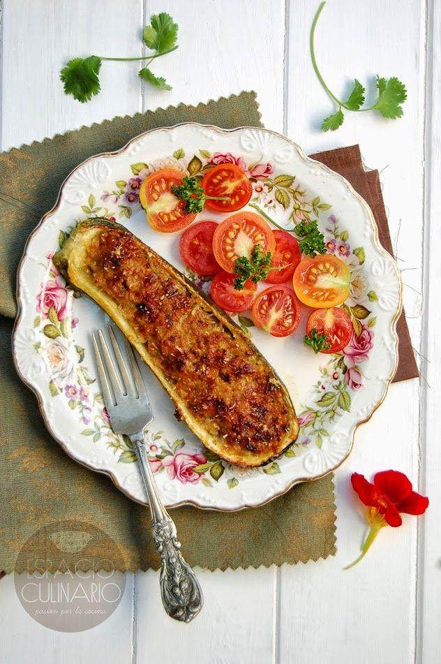 Espacio Culinario: Zapallitos Italianos Rellenos