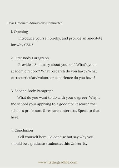 25 Best Personal Statement Sample Images On Pinterest