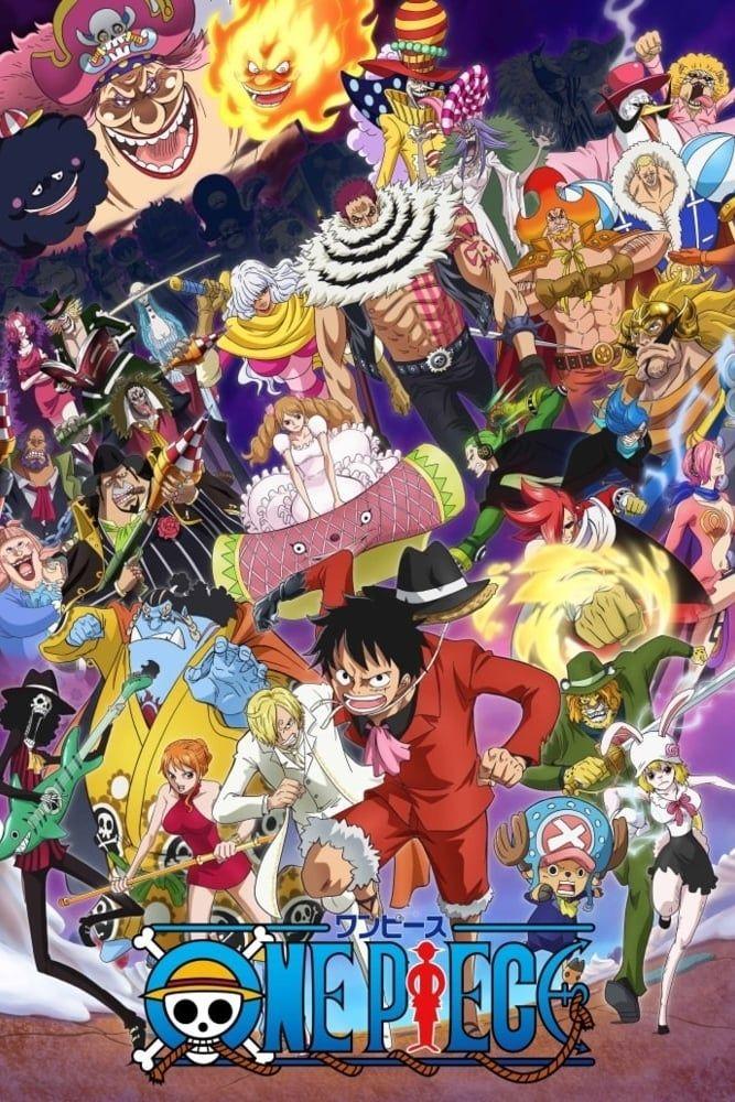 Nonton One Piece Full : nonton, piece, Animo