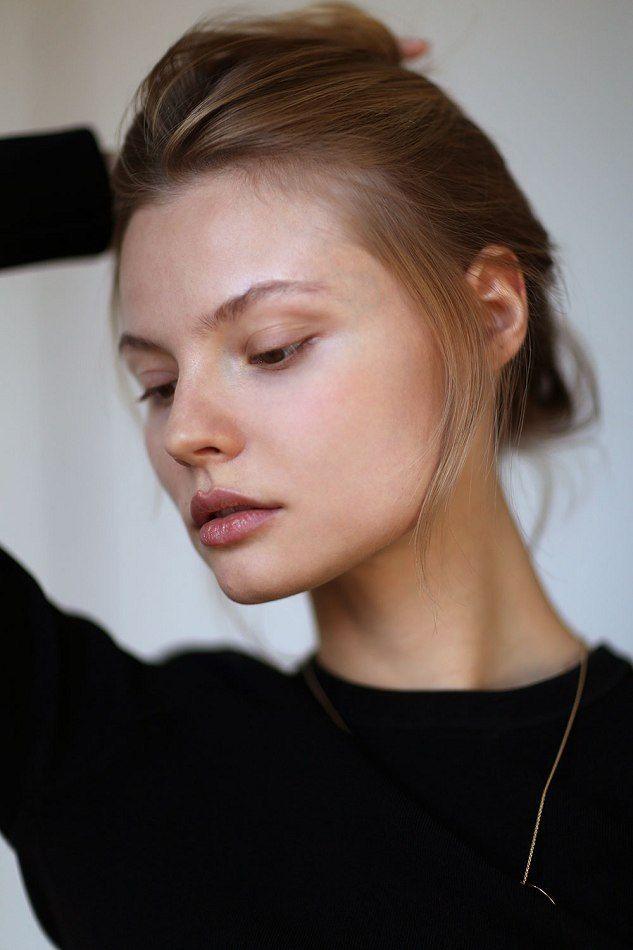 non sequitur | runwayandbeauty:   Magdalena Frackowiak - New...