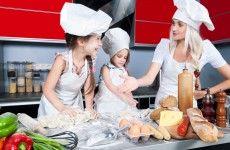 kuchařky děti
