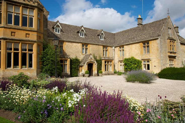 Lords of the Manor, Upper Slaughter - Michelin Star fine dining (for that very special occasion)!