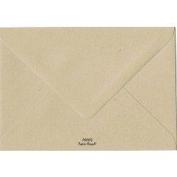 """Enveloppe A5 ou C5 """"Couleurs de Provence"""" 100gr beige en papier recyclé 26.50 les 100"""