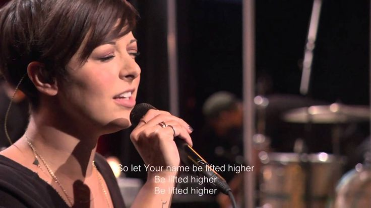 """Although our journey has brought us to Him in pieces, we're restored through the wholeness of His love on the cross. // Watch Kalley Heiligenthal lead """"Stronger"""" at Bethel Church."""