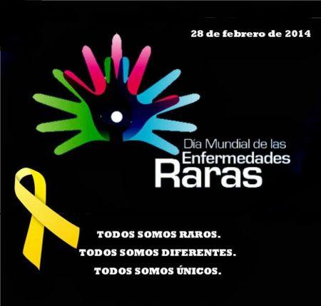 28 de Febrero: Día Mundial de las Enfermedades Raras