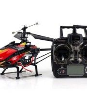 4 Channel Red Indoor Outdoor RC Helicopter 2.4GHz $119.99  http://hobbyzobby.com/product/4-channel-red-indoor-outdoor-rc-helicopter-2-4ghz